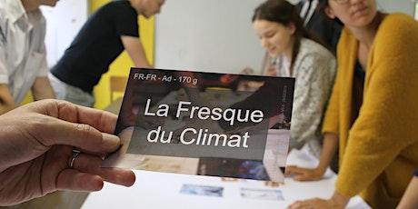 Atelier Fresque du Climat  par Claire et  Cecile En ligne tickets