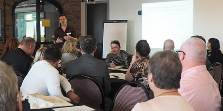 Voluntary Sector Resilience Session tickets