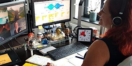 Design Thinking für Einsteiger  - Online-Seminar Tickets