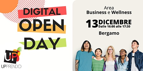 VIRTUALE OPEN DAY - UPPRENDO - 13 Dicembre 2020 tickets