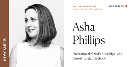 Virtual Mentoring | Power Ladies Breakfast with Asha Phillips tickets