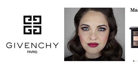 Givenchy Eye Makeup Virtual Masterclass with Givenchy Makeup Artist tickets