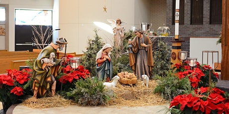Christmas Eve Mass - Church tickets