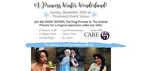 A Princess Winter Wonderland! tickets