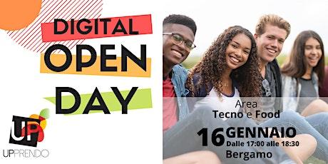 OPEN DAY - UPPRENDO - 16 Gennaio 2020 biglietti