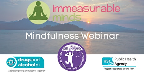Feel Good February Mindfulness Webinar tickets