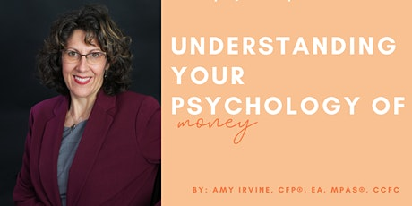 Understanding Your Psychology of Money tickets