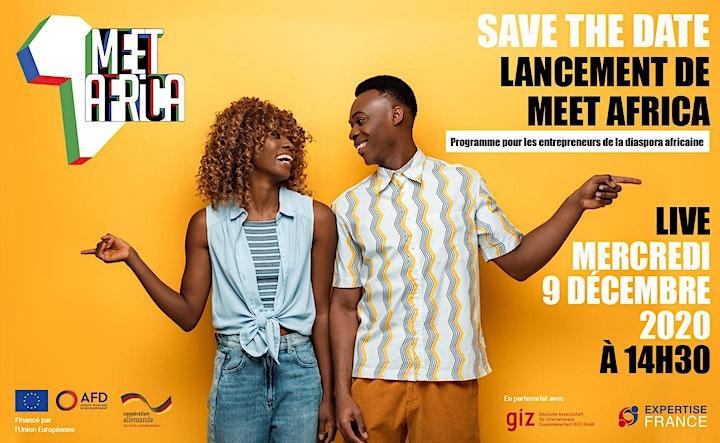 Image pour Lancement MEET Africa II