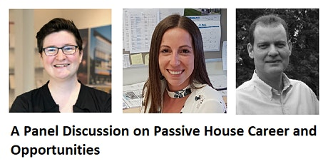 A Panel Discussion on Passive House Careers and Opportunities tickets