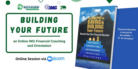 Money Management and Investment Strategies Talk by IMG Wealth Academy tickets