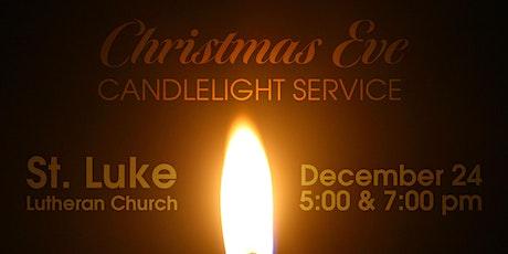 St. Luke Christmas Eve Worship tickets