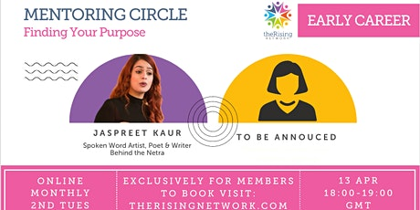 Mentoring Circle: Finding Your Purpose tickets