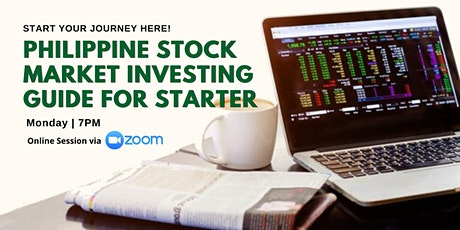 Philippine Stock Market Investing Guide for Starter  by Stock Tales tickets