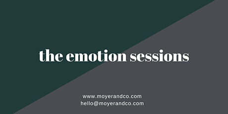 The Emotion Sessions tickets