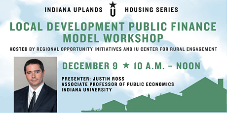 Local Development Public Finance Model Workshop tickets