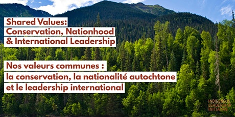 Shared Values: Conservation, Nationhood & International Leadership tickets