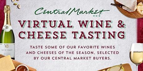 Houston, Virtual Wine & Cheese Tasting