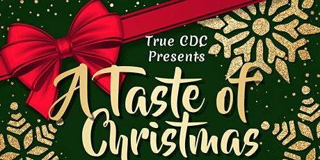 A Taste of Christmas tickets