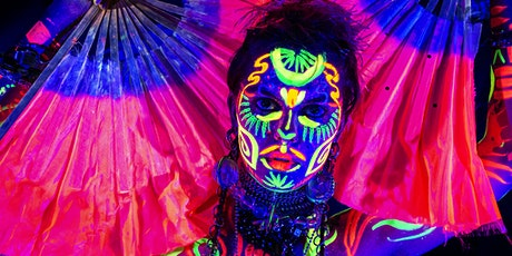 Neon Naked Life Drawing | Ninth Life | Catford tickets