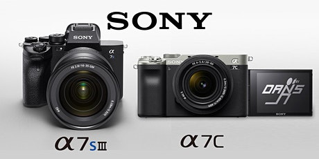 First Look: Sony A7C and A7S III tickets