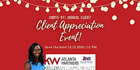 Annual Client Appreciation Event tickets