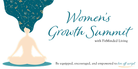 Women's Growth Summit: Living Off Script tickets