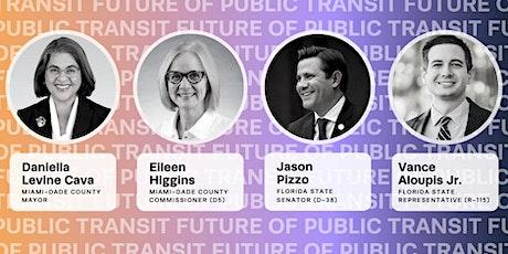 Future of Public Transit in Miami-Dade County tickets