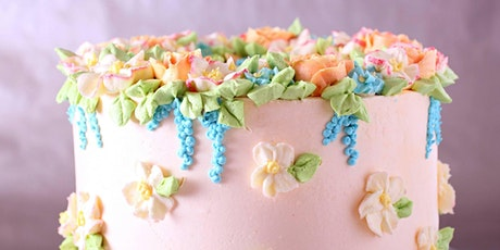 Cake Decorating - Spring tickets