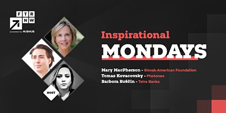 FTRNW Inspirational Mondays: Sales and Growth tickets