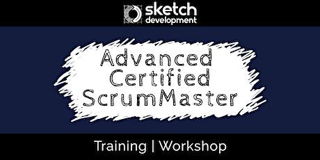 Advanced Certified Scrum Master Training - September 2021 (St. Louis) tickets