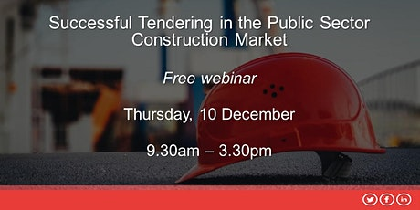 Successful Tendering in The Public Sector Construction Market tickets