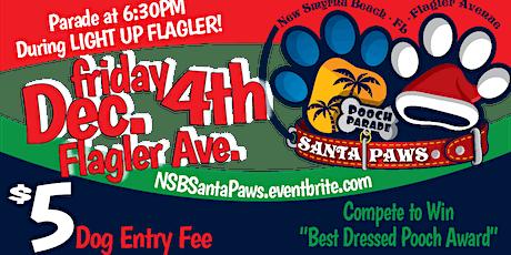 Second Annual New Smyrna Beach Santa Paws Dog Parade! tickets