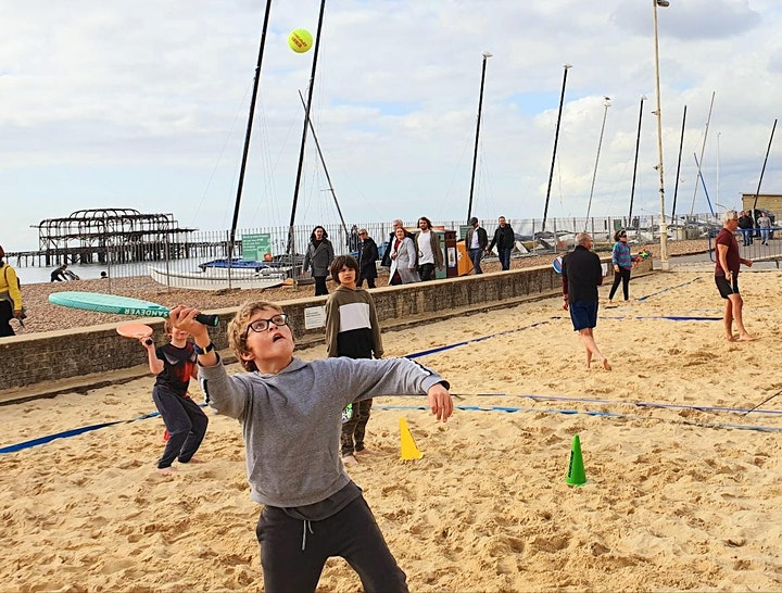 Brighton Beach Tennis  - Junior Sessions image