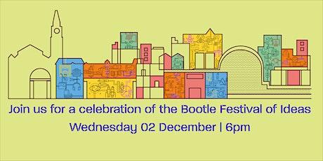 Celebrate Bootle Festival of Ideas tickets