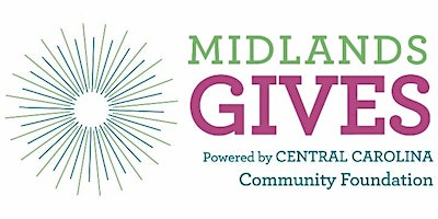 Midlands Gives Powered by Central Carolina Community Foundation log