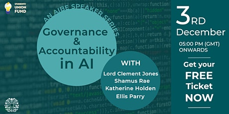 Governance and Accountability in AI tickets