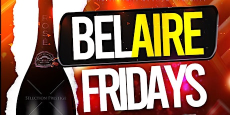 Bel Air Friday's tickets