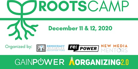 Rootscamp tickets