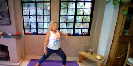 Clase de Yoga boletos