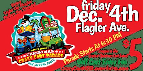 Second  Annual Flagler Avenue Christmas Crazy Cart Parade tickets
