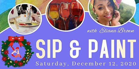 Christmas at the Dorsch - Sip & Paint Edition tickets