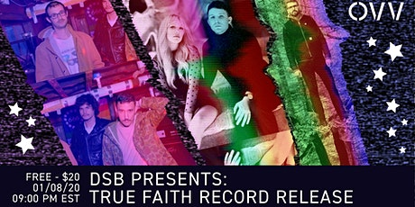 True Faith Release x OVV tickets