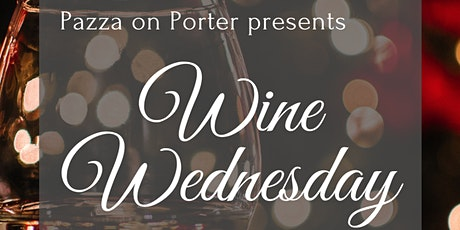 Wine Wednesday tickets