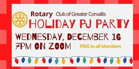 Rotary Holiday Party - On Zoom tickets