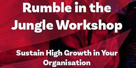 Rumble in the Jungle Workshop tickets