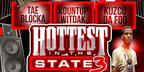 Hottest In The State Part 3 tickets