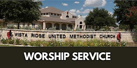 Indoor Worship Service tickets