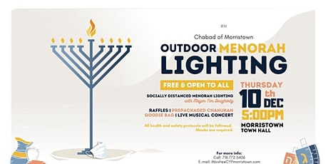 Outdoor Chanukah Celebration tickets
