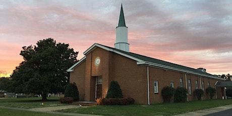 North Run Baptist Church 2020 Christmas Eve Worship Services tickets