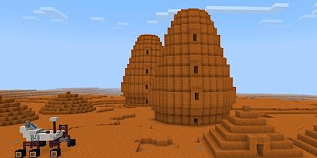 Minecraft Fun Zone | Mission to Mars tickets